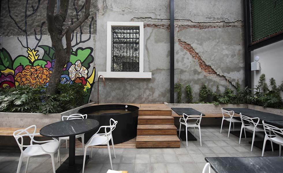 Maison Salamanca, el nuevo hotel boutique en la RomaSubtítulo