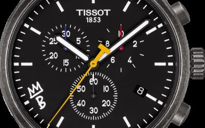 Tissot y los Brooklyn Nets de la NBA crean un reloj únicoSubtítulo