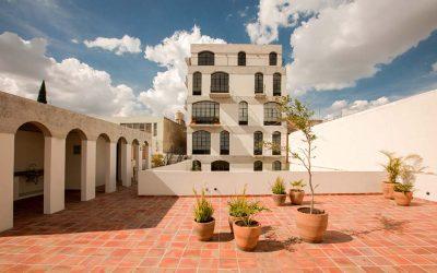Casa Bleu, un proyecto que ilusiona en GuadalajaraSubtítulo