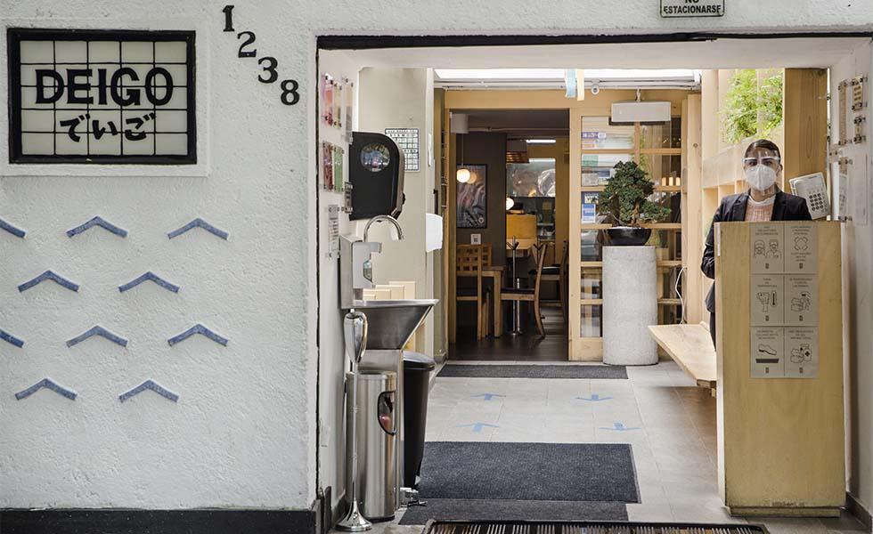 Deigo y Kaito Izakaya, experiencia gastronómica integralSubtítulo