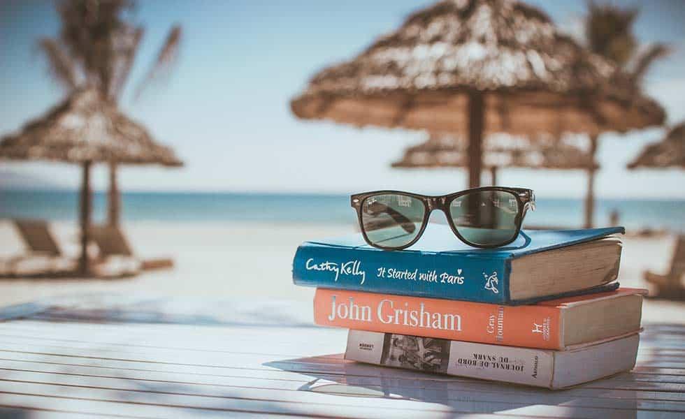 Lectura que sanan: 5 libros recomendadosSubtítulo
