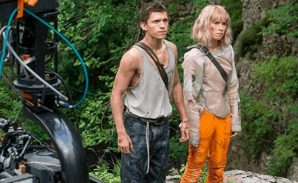 'Chaos Walking', la nueva película de Tom HollandSubtítulo