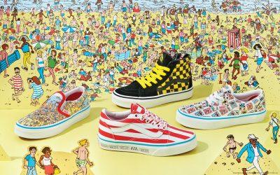 Conoce la divertida colección 'Vans x Where's Waldo'Subtítulo