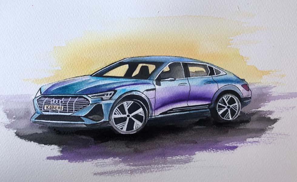 Conoce la nueva iniciativa de Audi con el arteSubtítulo