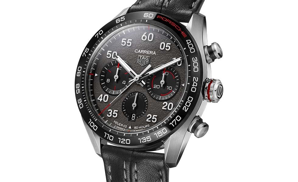 Porsche y TAG Heuer crean un espectacular relojSubtítulo