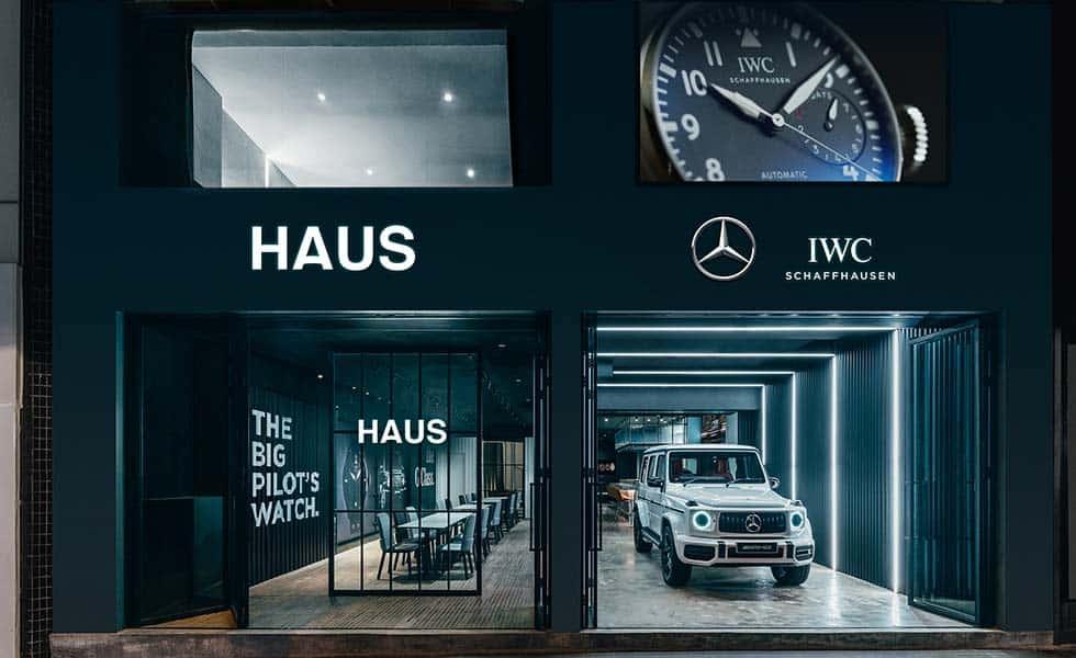 Una 'Concept Store' única en Hong KongSubtítulo