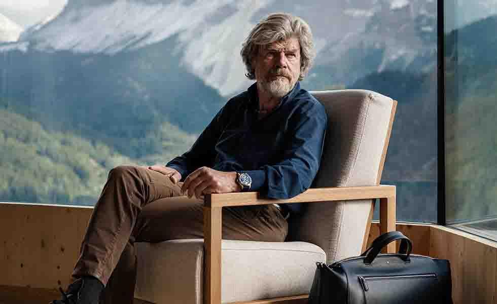 Reinhold Messner, el rey de la montañaSubtítulo