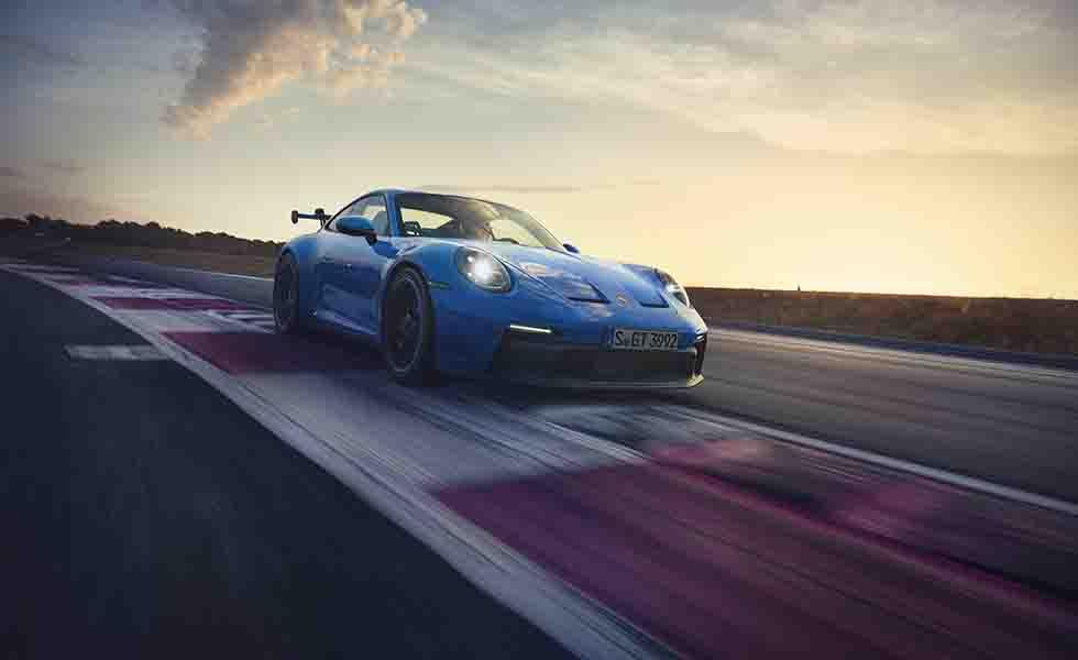 Porsche sigue revolucionando el mundo del motorSubtítulo
