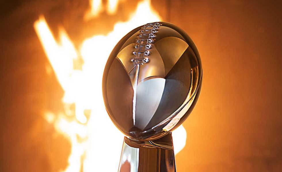 ¿Cómo se crea el trofeo Vince Lombardi del Super Bowl LV?Subtítulo