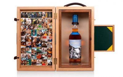 Un whisky exclusivo inspirado en el arteSubtítulo