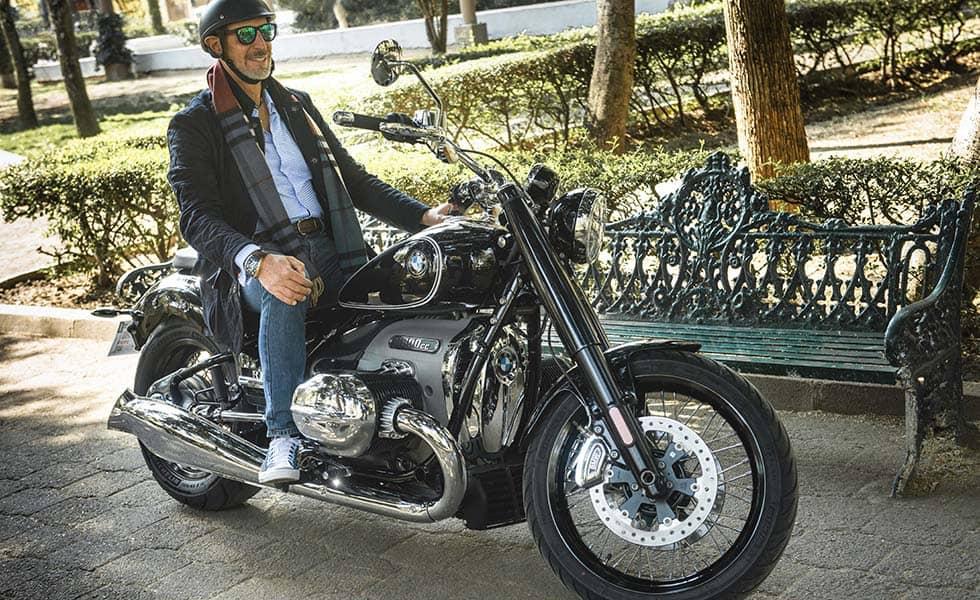 Probamos la moto BMW R 18, una auténtica joya cruiserSubtítulo