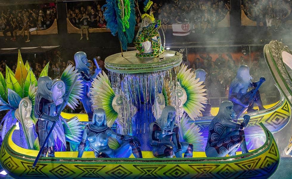 ¿El Carnaval de Brasil on line?Subtítulo