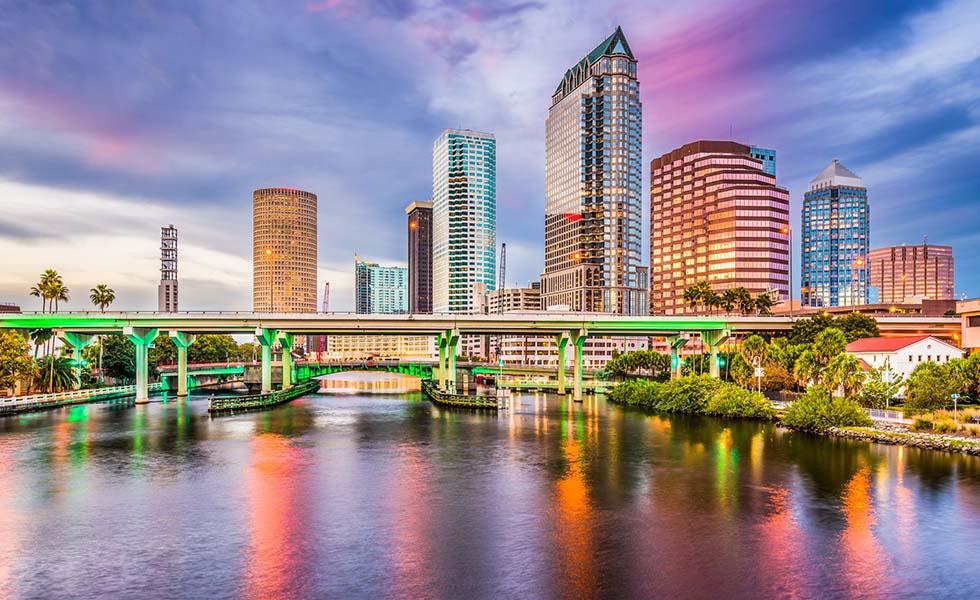Así es Tampa Bay, la ciudad del Super Bowl LVSubtítulo