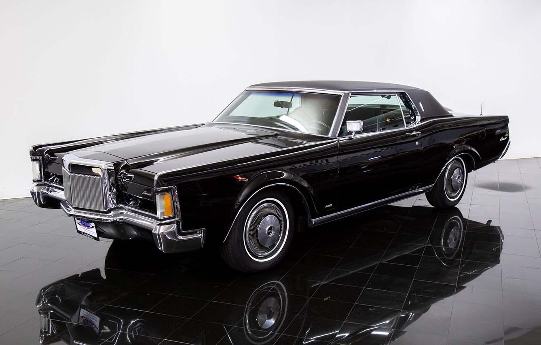 Lincoln Continental Mark