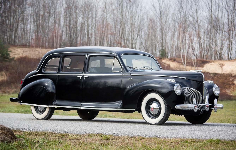 Don Corleone y su pasión por autos Lincoln