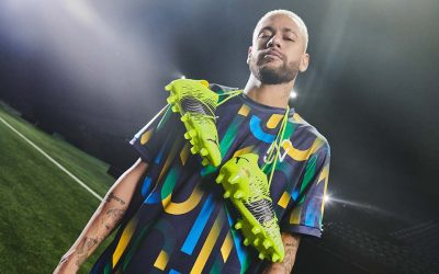 Neymar luce las nuevas Puma FUTURE ZSubtítulo