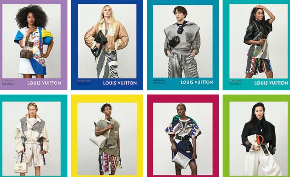 Louis Vuitton presenta su campaña Primavera-Verano 2021Subtítulo