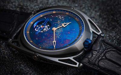 Un reloj de otra galaxiaSubtítulo