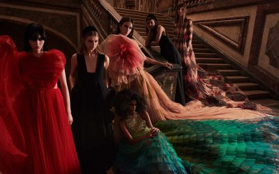 La nueva colección de Dior Otoño/Invierno 2021-2022Subtítulo