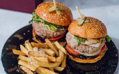 ¿La mejor hamburguesa de México?Subtítulo