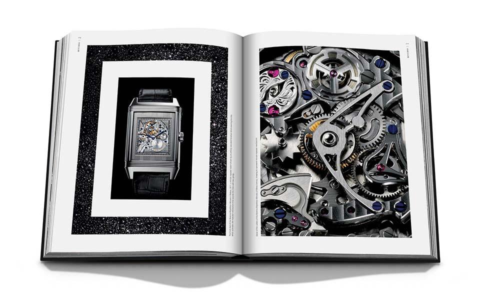 La historia de los relojes más famosos en un libroSubtítulo