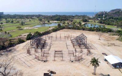 El Abierto Mexicano reactiva la construcción de su nueva casaSubtítulo