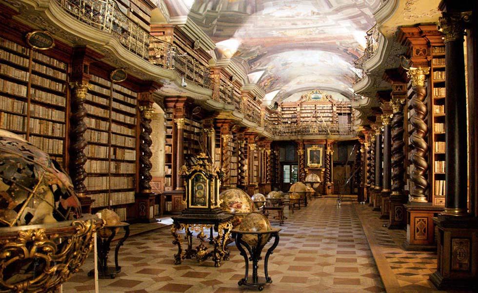 Las 7 librerías más espectaculares del planetaSubtítulo