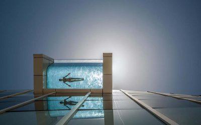 Las 8 albercas de hoteles más espectaculares del mundoSubtítulo