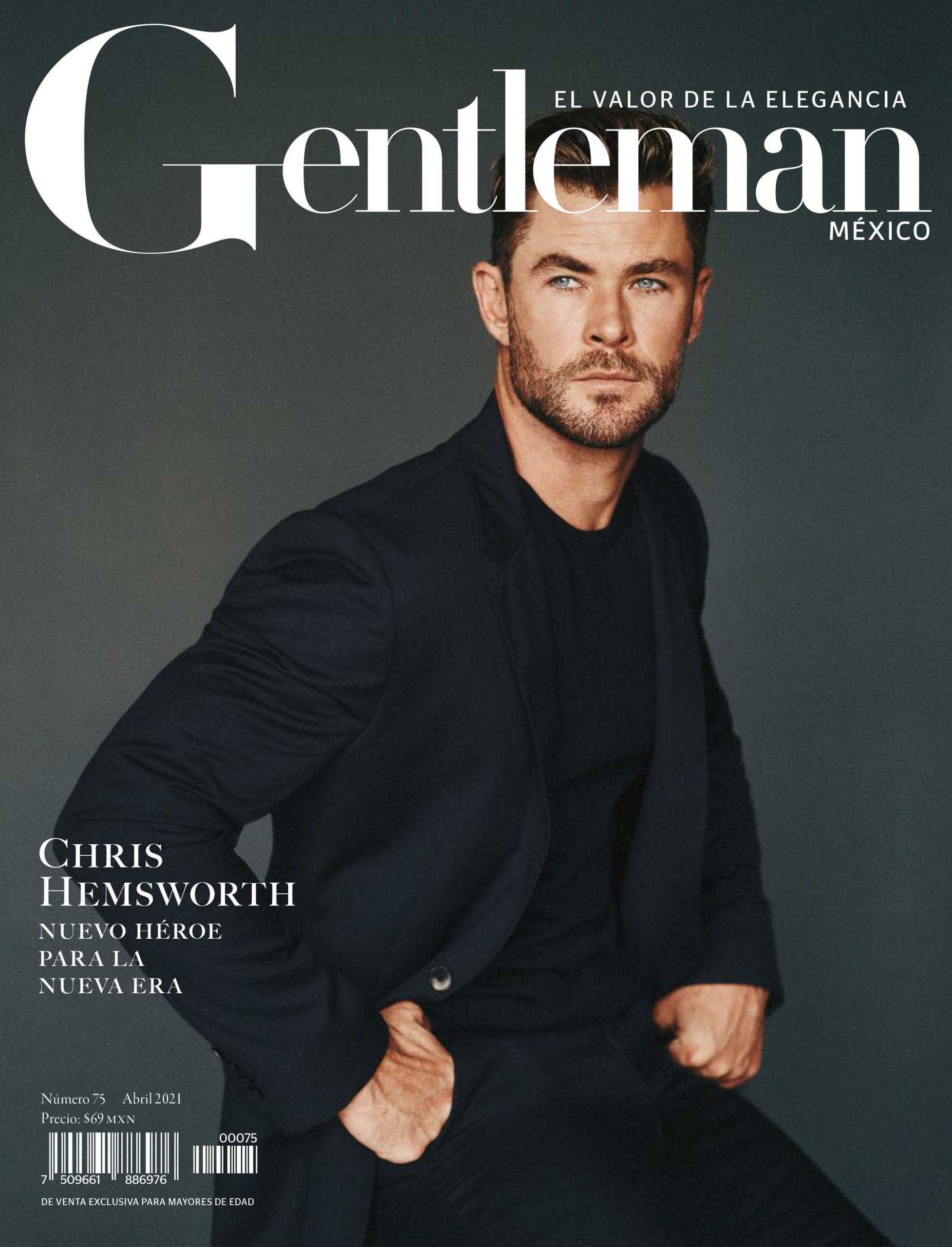Chris Hemsworth, hero for a new era