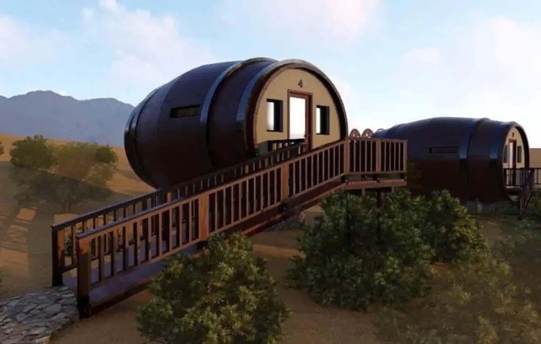 Habitación tipo Barraca
