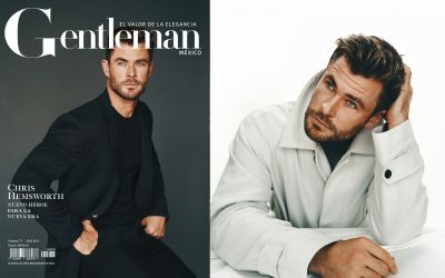Chris Hemsworth, héroe para una nueva eraSubtítulo