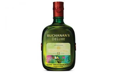 Descubre el nuevo diseño edición limitada de Buchanan'sSubtítulo