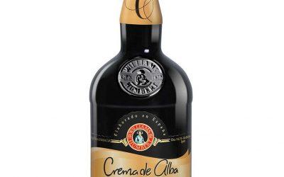 El único licor de crema elaborado a partir de un brandySubtítulo