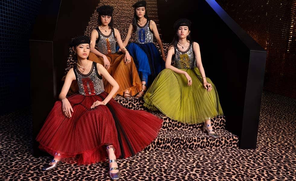 Dior presenta su colección Primavera 2021 en ShangháiSubtítulo