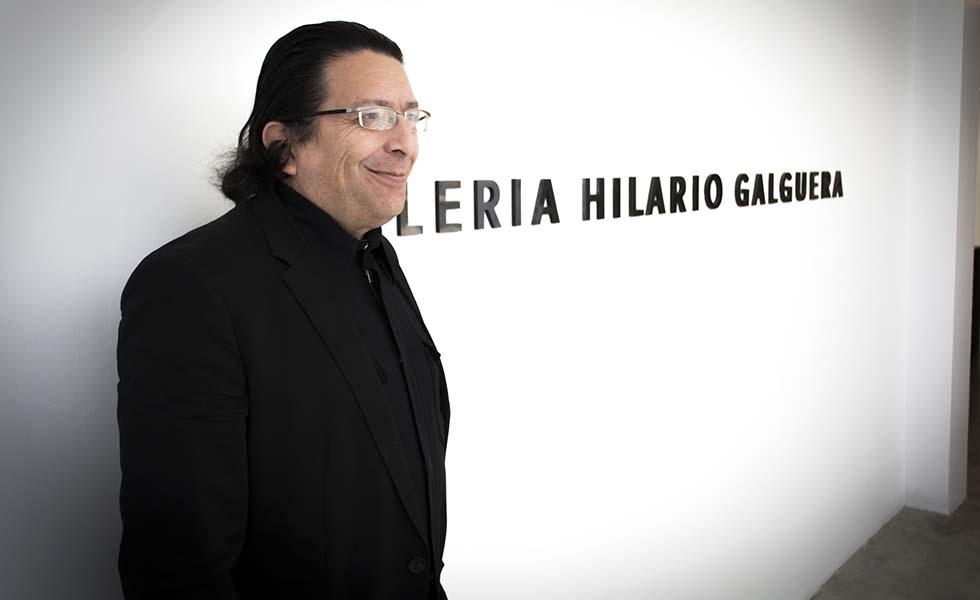 Hilario Galguera, anfitrión de los geniosSubtítulo