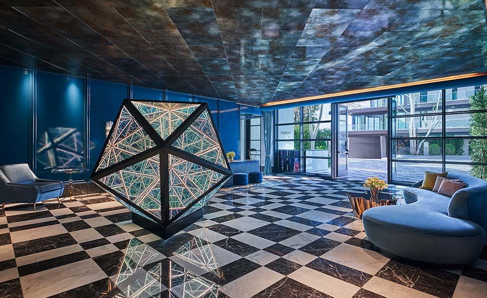 El nuevo hotspot de arte, gastronomía y lujo en Los ÁngelesSubtítulo