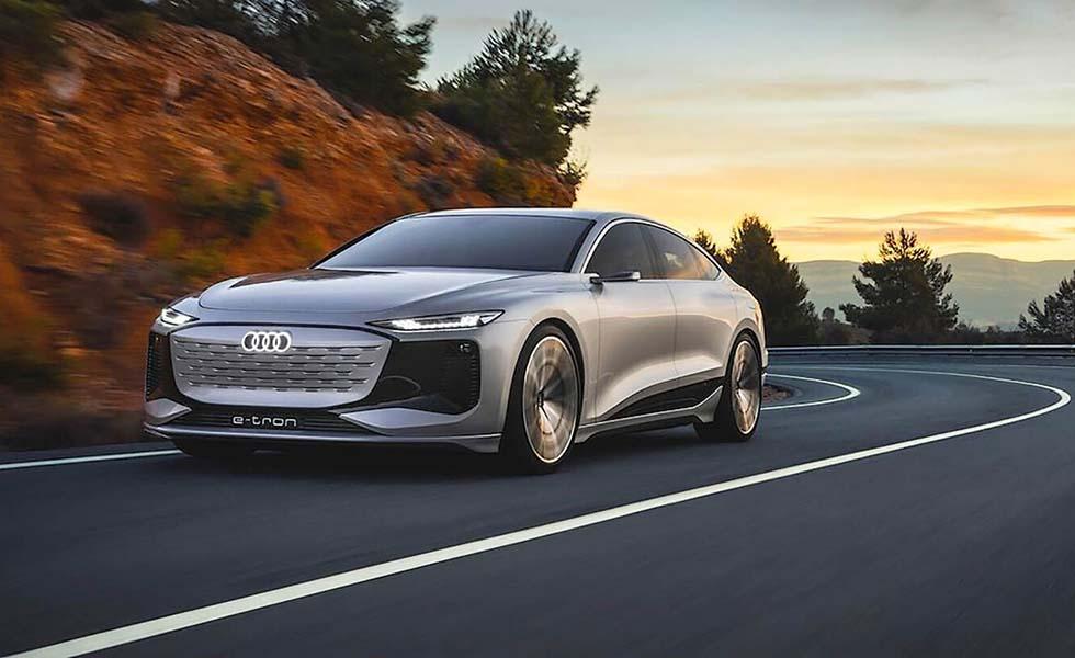 Audi A6 e-tron concept: la próxima 'e-volución'Subtítulo