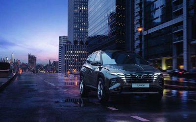 Descubre cómo es la nueva Hyundai Tucson 2022Subtítulo