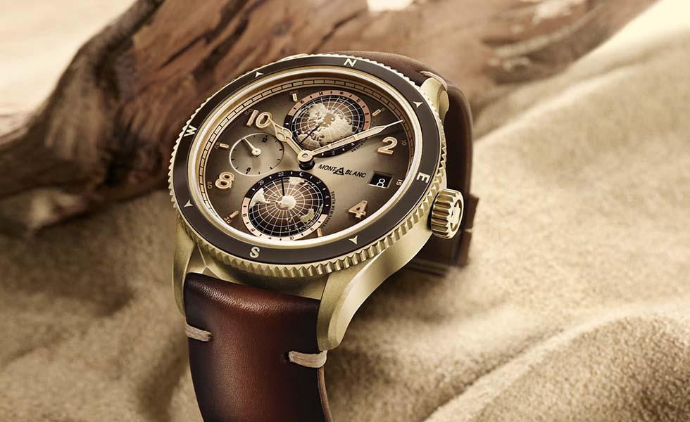 Un reloj para subir montañas y explorar glaciaresSubtítulo
