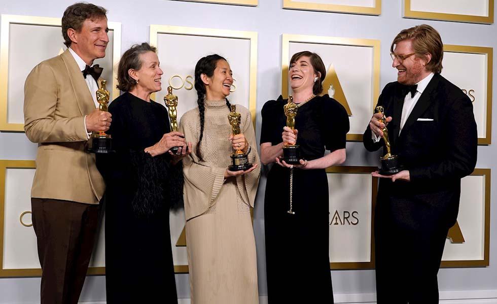 Los ganadores de los Oscar 2021Subtítulo