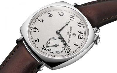 Clásico con un twist, así es el reloj Historique American 1921Subtítulo