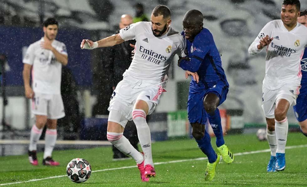 El Real Madrid apuesta por la Champions LeagueSubtítulo