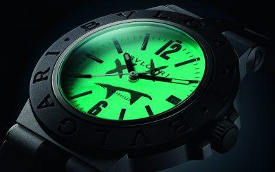 Bvlgari y Steve Aoki crean un espectacular relojSubtítulo