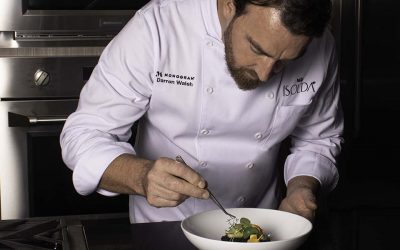 El chef Darren Walsh comparte esta sencilla recetaSubtítulo