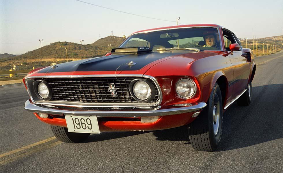 Mustang a través la música, el playlist de tu vidaSubtítulo