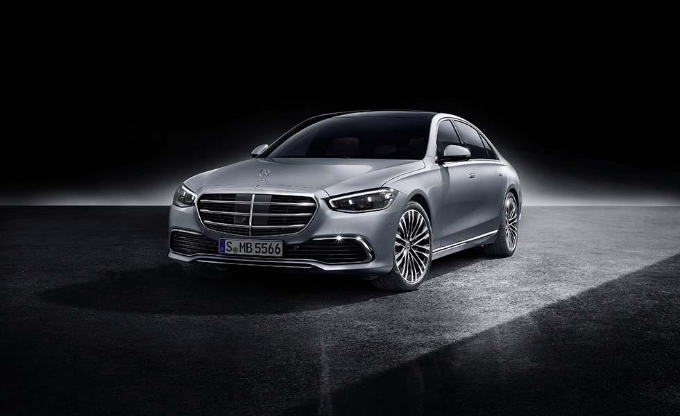 Descubre cómo es el nuevo Mercedes-Benz Clase SSubtítulo