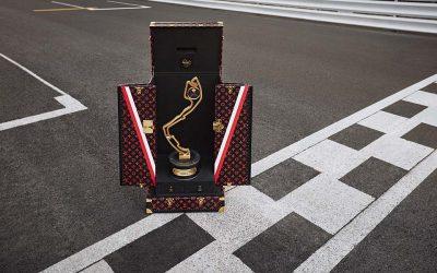 Louis Vuitton se suma a la pasión de la Fórmula 1Subtítulo