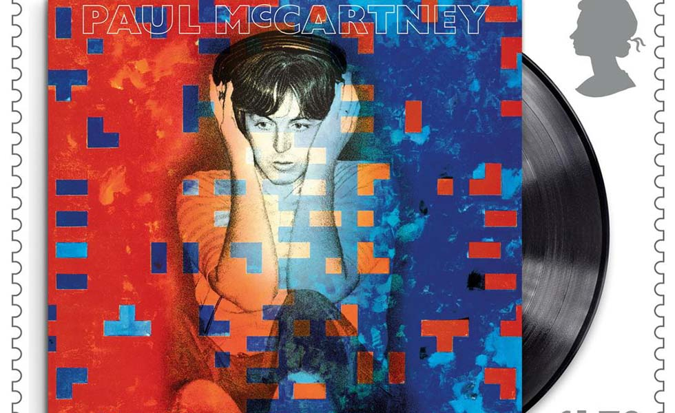 Paul McCartney tendrá su propia colección de sellosSubtítulo