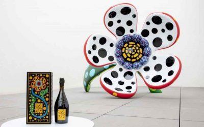 El arte y el champagne en una botella exclusivaSubtítulo
