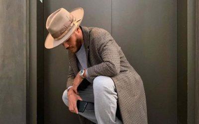 Jonathan dos Santos, elegancia y talentoSubtítulo